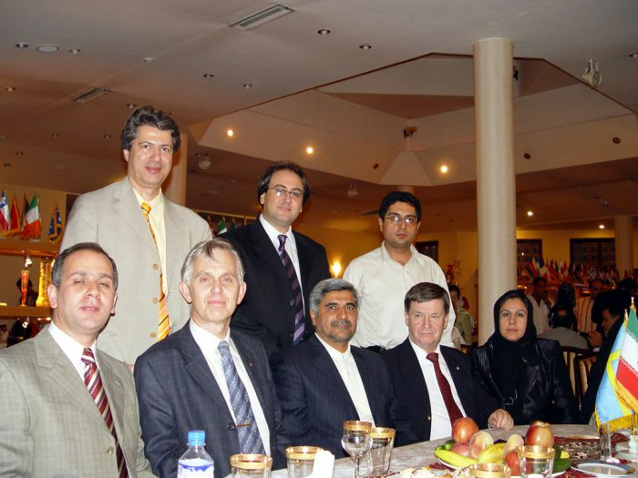 Iranian and Swedish Laser Medical Associations meeting